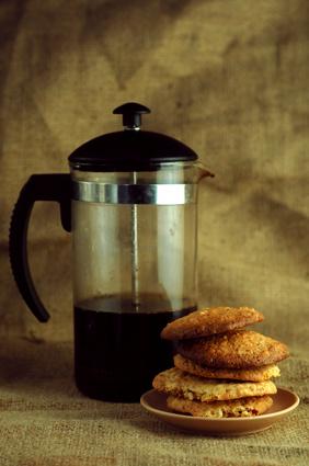 Histoire de la cafetière à piston (infusion du café ...