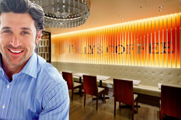 Patrick Dempsey - Coffee Shop