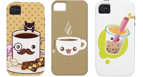 coque-iphone-cafe-chocolat-kawaii-2