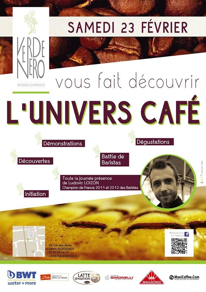 Bordeaux - Café