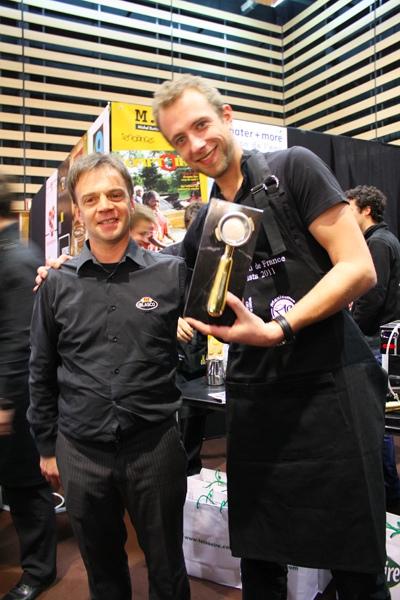 Hervé Blasco et Ludovic Loizon