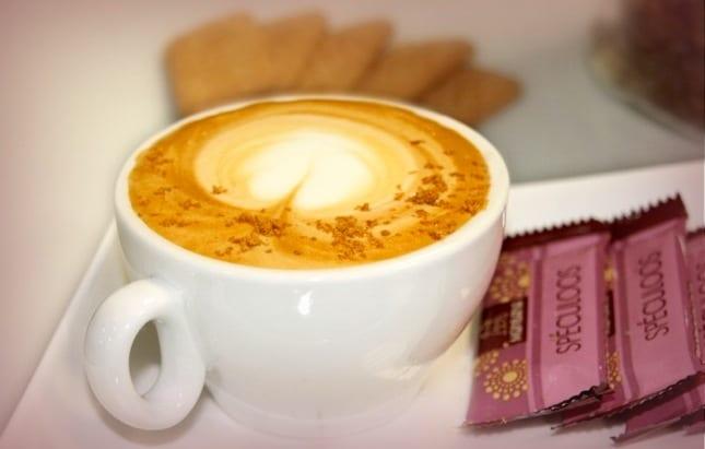 Cappuccino Ou Latte Macchiato