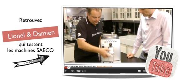 test-video-saeco