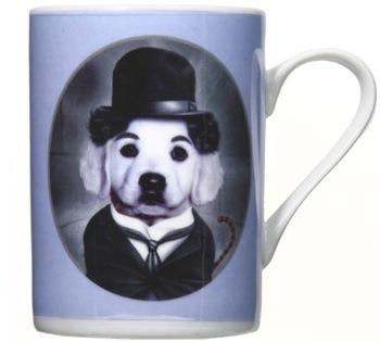 chien-charlie-chaplin-tropico-mug