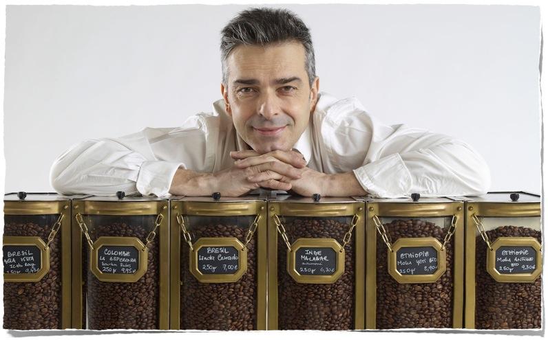 Terres de caf du caf haut de gamme en capsules - Cafe en grain haut de gamme ...