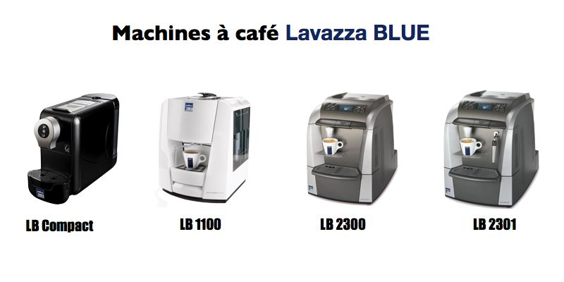 Machine Lavazza BLUE .002
