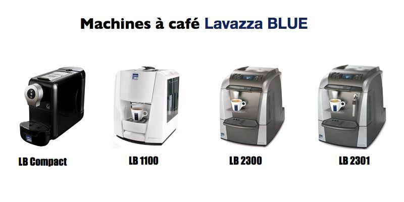Machine Lavazza BLUE .002