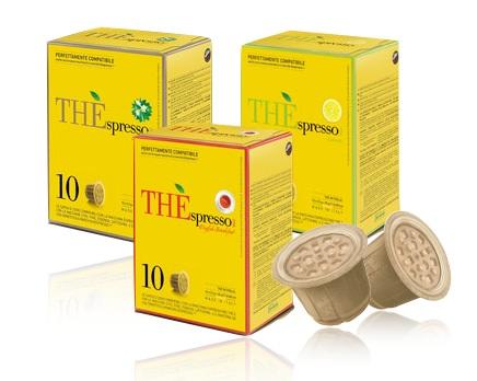 capsules de thé compatibles nespresso