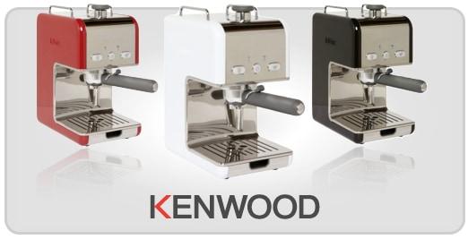les machines expresso kmix kenwood font leur entr e sur maxicoffee. Black Bedroom Furniture Sets. Home Design Ideas