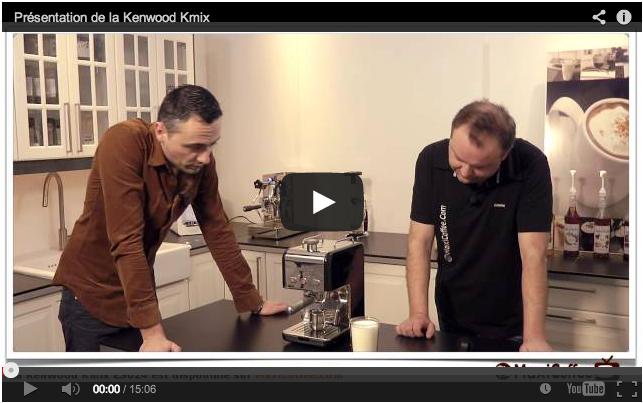 Présentation_et_Test_de_la_Kenwood_Kmix_ES024___Chaîne_café_MaxiCoffee