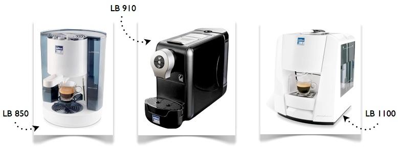 machine à capsules domestiques Lavazza Blue