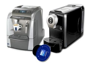 Machines à capsules Lavazza Blue