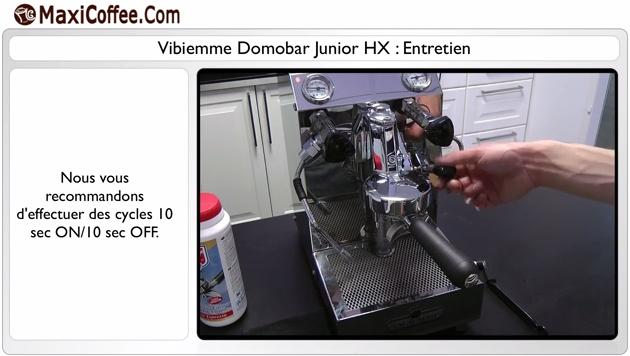Vibiemme Domobar Junior HX - Entretien