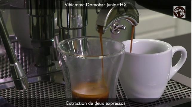 Vibiemme Domobar Junior HX - Extraction