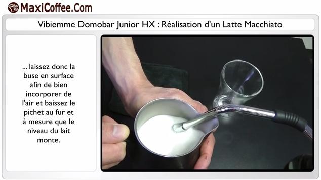 Vibiemme Domobar Junior Hx - Latte Macchiato