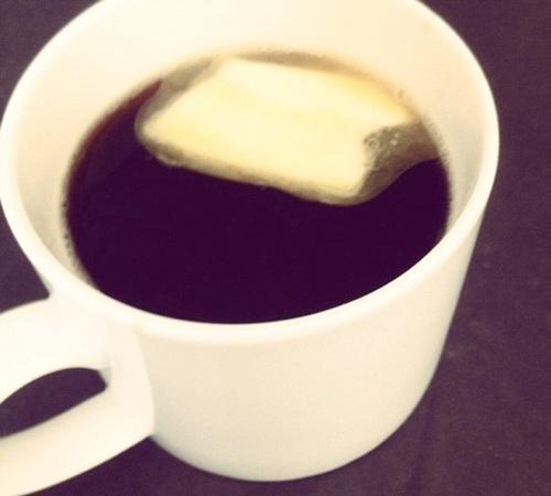 Café au Beurre / Bulletproof coffee