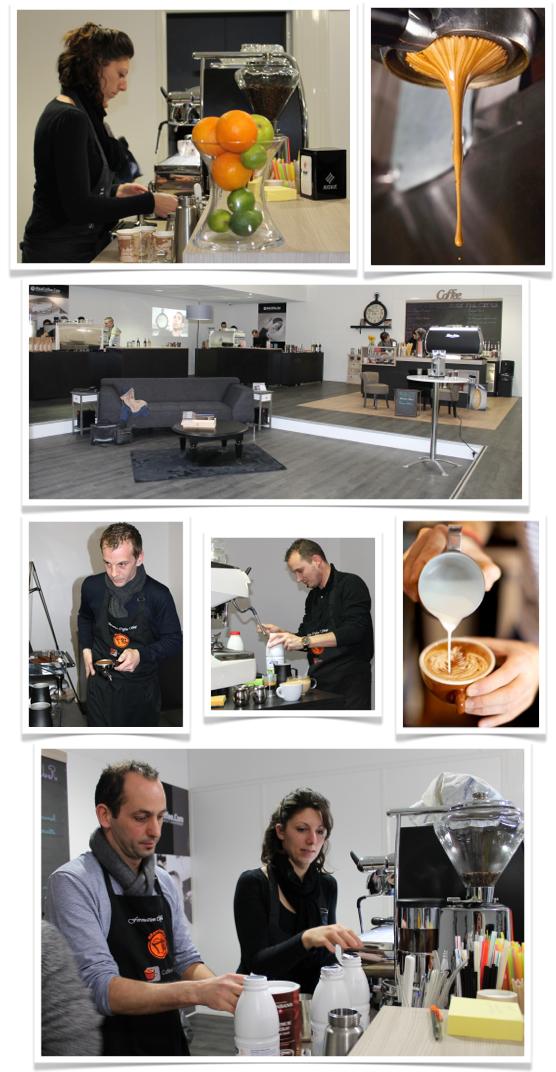 Ecole Café maxicoffee