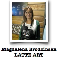 magdalena brodzinska championne de france latte art