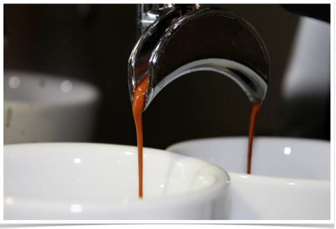 extraction cappuccino victoria arduino black  eagle