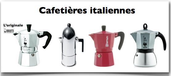 cafetiere italienne