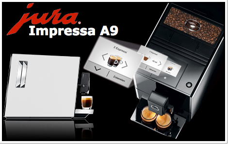 Jura Impressa A9 One Touch