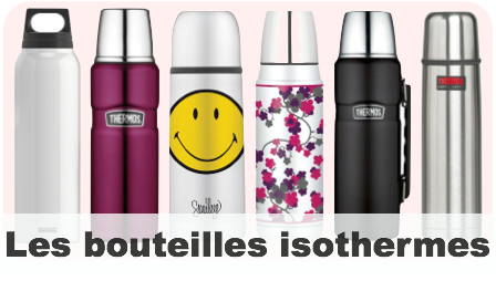 bouteilles isotherme