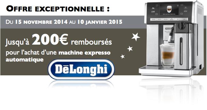 Logo ODR Delonghi 2014/2015