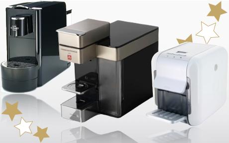 sélection noel machine à capsule