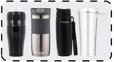selection travel mug pour busiess man ou woman