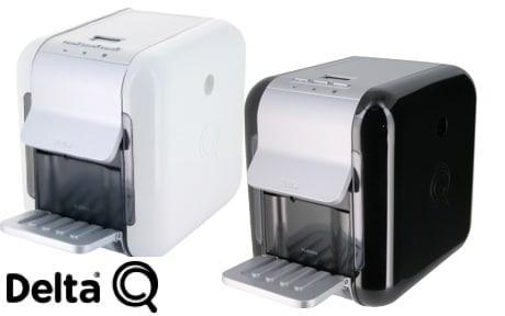 delta q coffee machine
