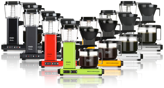 zoom moccamaster couleur