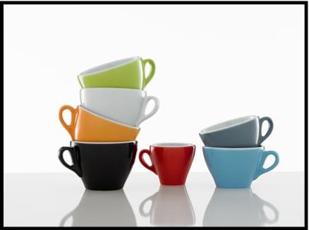 Tasses couleurs Inker