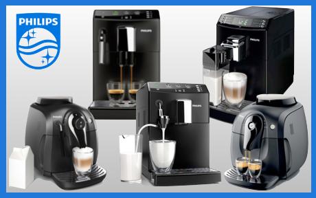 Machines café Philips