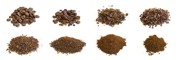 Mouture moulin à café