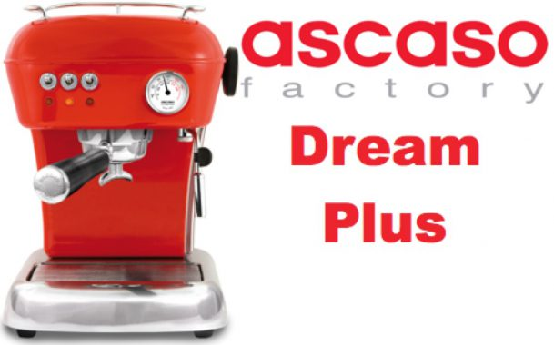 Test de la Ascaso Dream Plus (exclusivité)