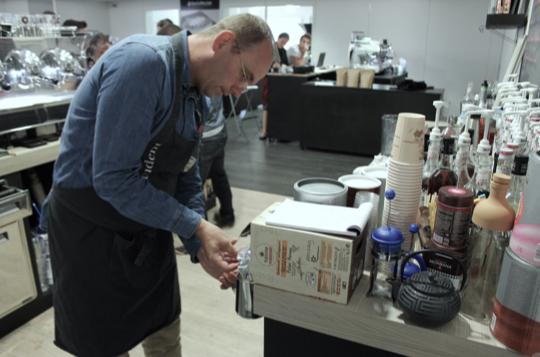 christophe kewan coffee