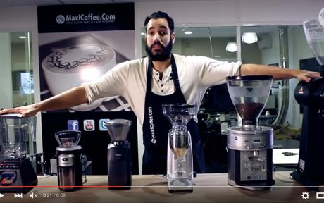 Championnat de France du Café - Moudre son café.001