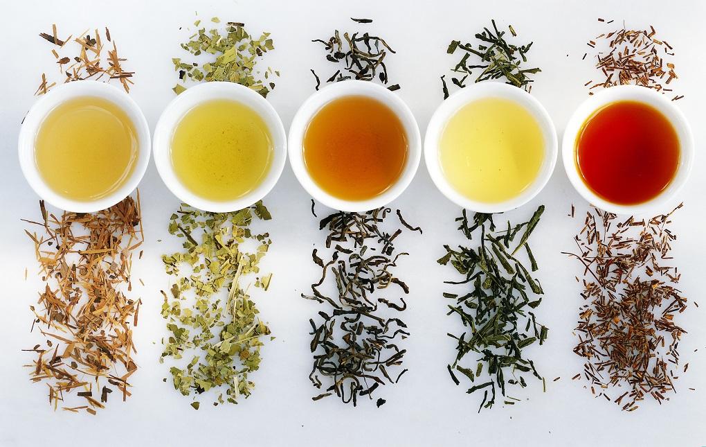 Lapacho, Matetea, Rooibos, green and black teas