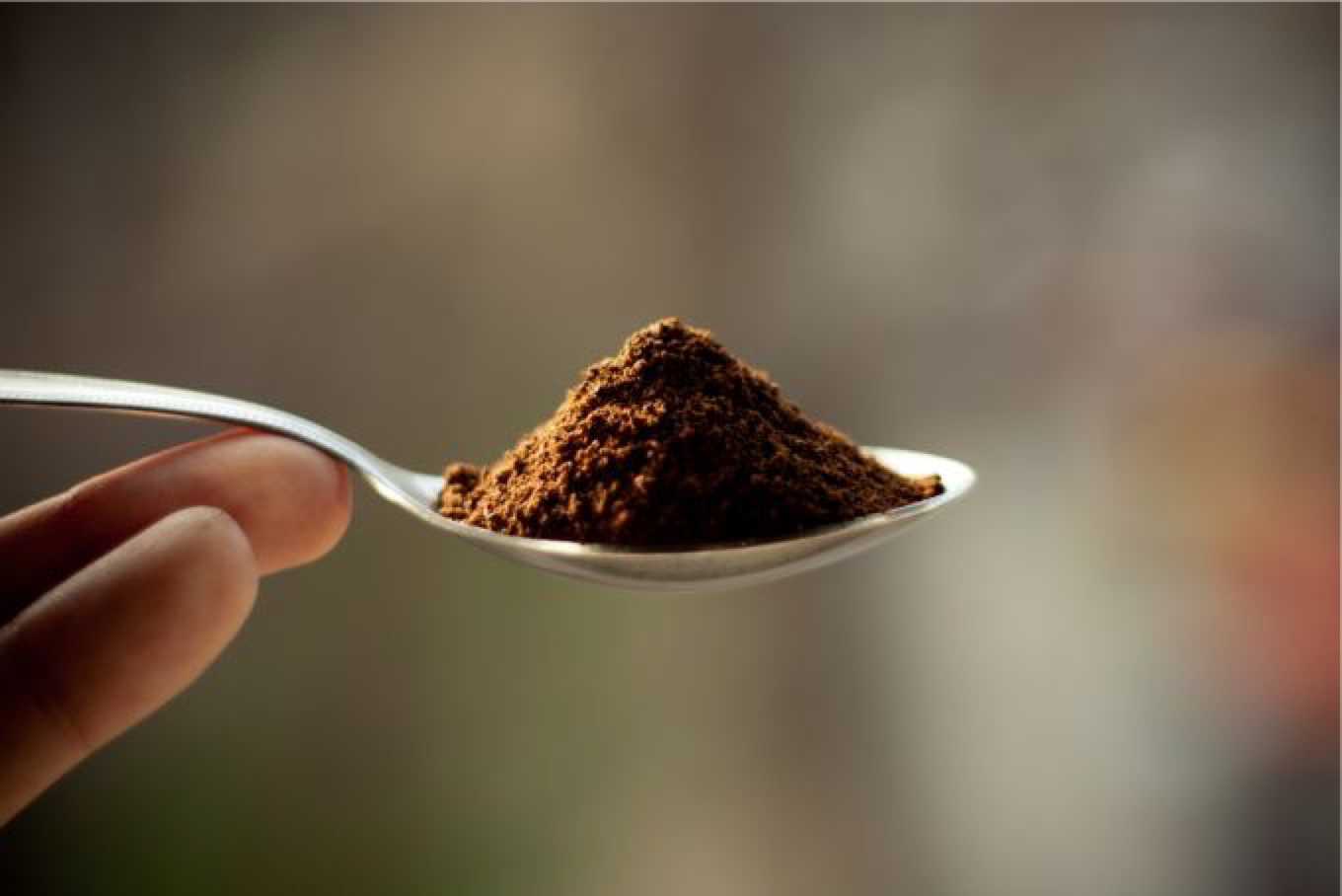 used coffee grounds cleaning product