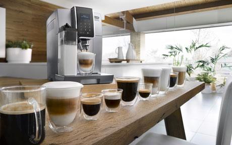 Dinamica delonghi espresso broyeur