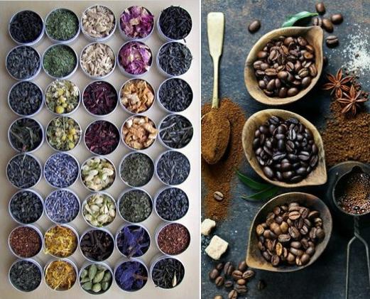 théine vs cafeine