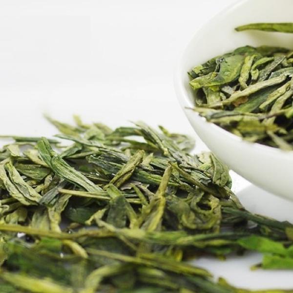 feuilles-de-thé-vert