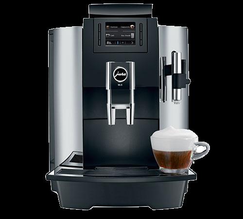 Machine à café automatique professionnelle Jura WE8