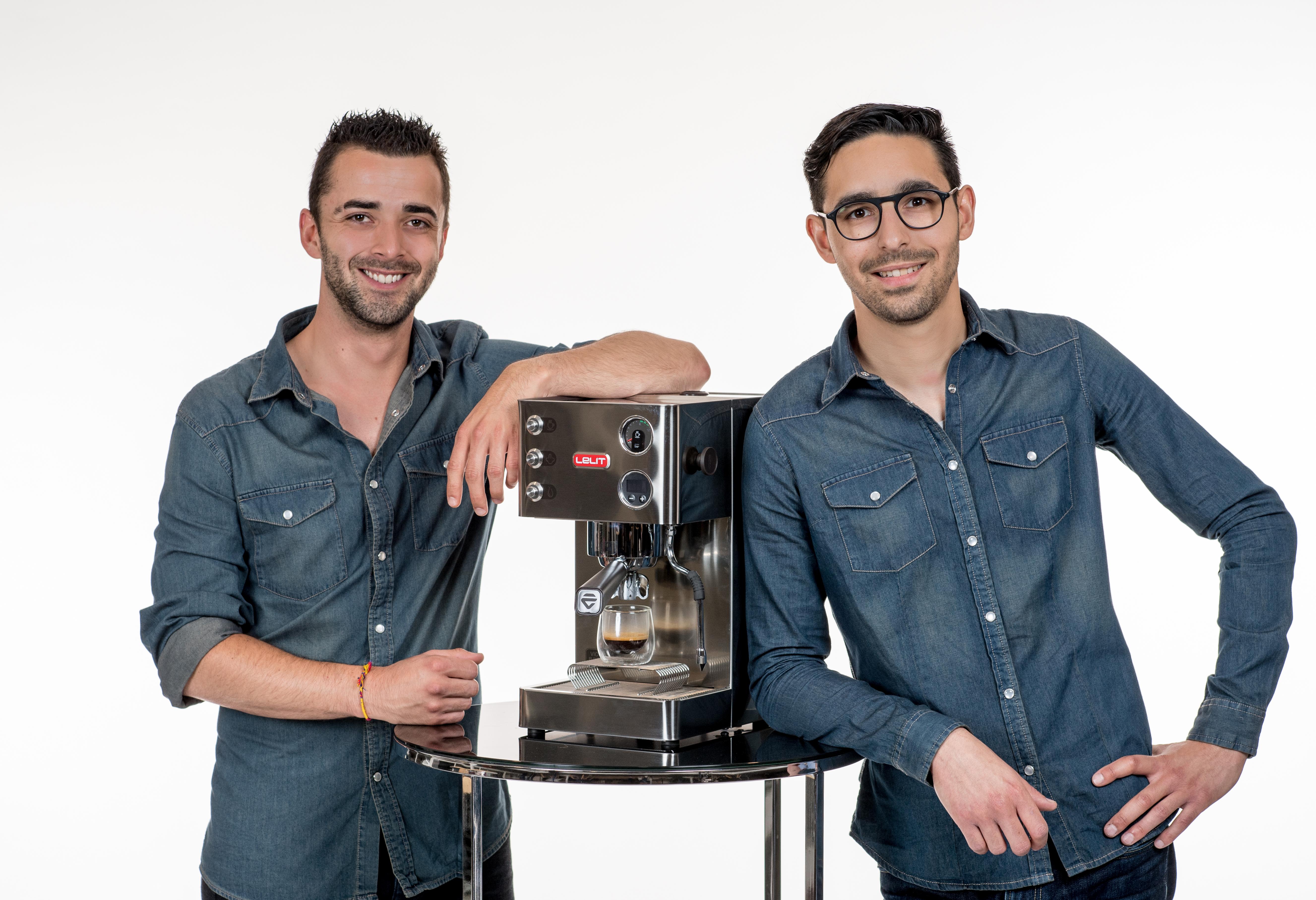Portrait Maxi Coffee par Artiste Associé Photographes