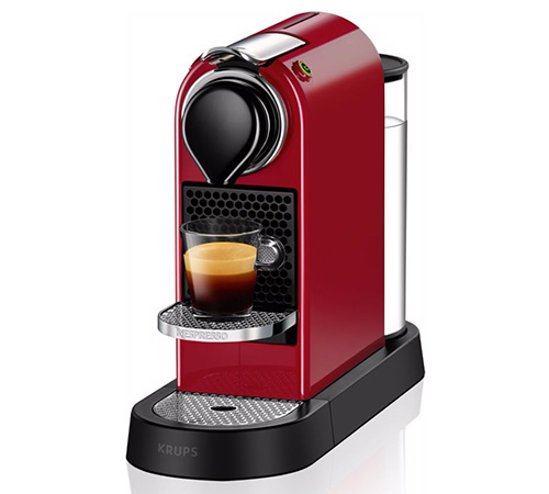 citiz red nespresso