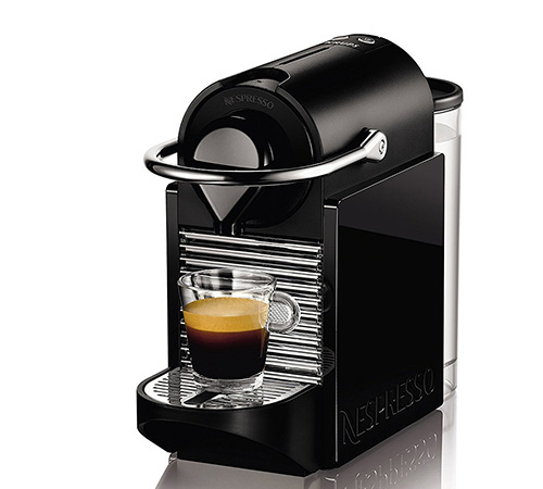 pixie black nespresso