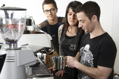 cours barista