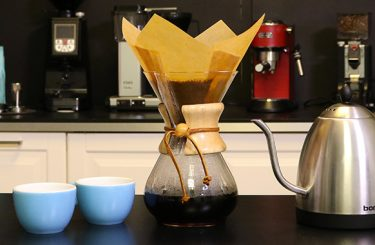 How to fold your Chemex filter like a barista
