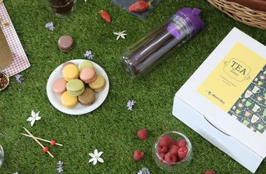 Summer enjoy coffret thé teatime