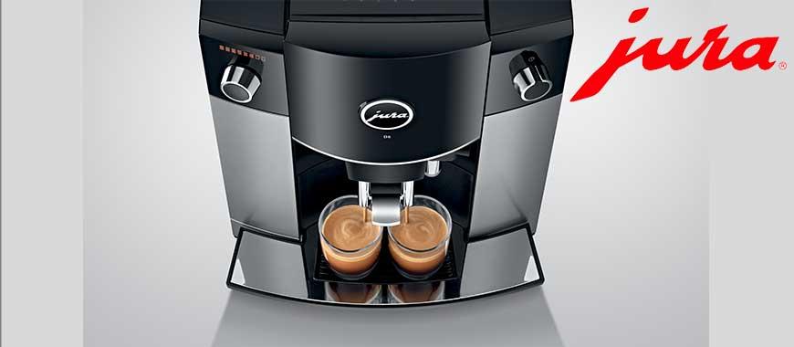 nouvelle machine espresso jura d6. Black Bedroom Furniture Sets. Home Design Ideas